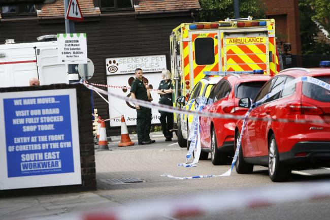 Fire service confirms cause of Abingdon 'chemical incident'